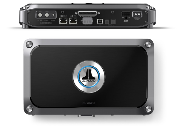 JL Audio Launches Complete Line of  Car Amplifiers with Integrated DSP