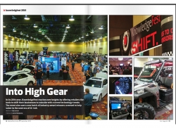 September Issue Feature: KnowledgeFest - Into High Gear