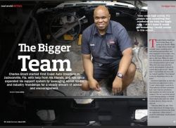 March Issue Feature: Real World Retail: First Coast Auto Creations