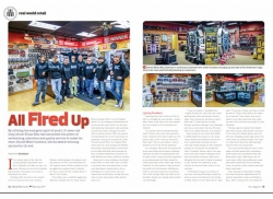 February Issue Feature: Real World Retail - Sound Wave Customs