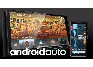 Addendum: Smartphone Compatibility with Wireless Android Auto™-Capable KENWOOD Multimedia Receivers