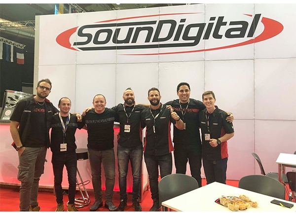 SounDigital Continues Show Tour With Sponsorship of European Finals Event