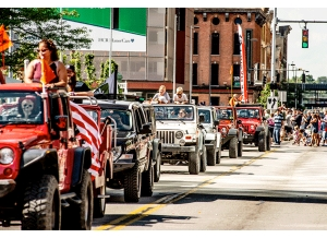 Alpine to Attend the 2019 Toledo Jeep® Fest with New Event Trailer