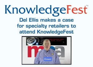 Del Ellis Makes a Case For Spring KnowledgeFest Part Two