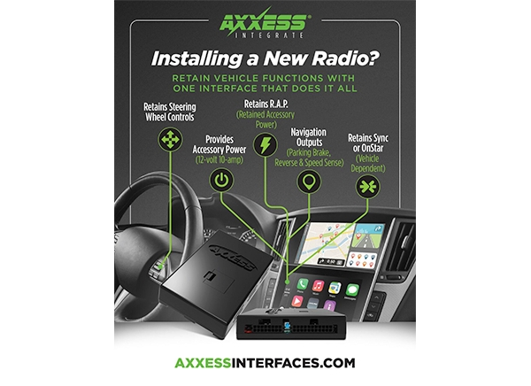 New Axxess Personalization Retention Interfaces Introduced at SEMA