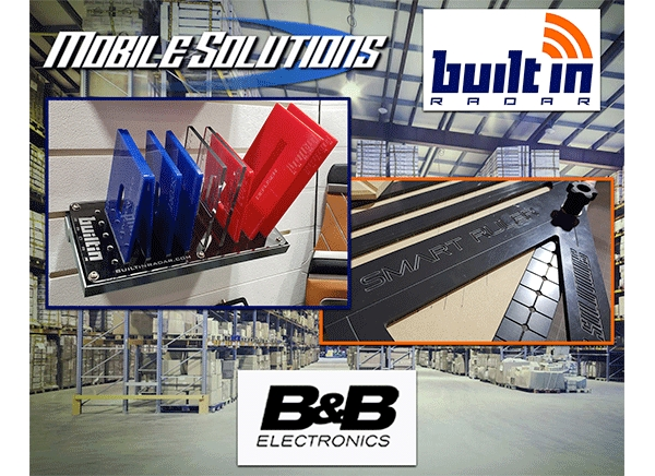 Mobile Solutions Grants Exclusive Canadian Distribution to B&B Electronics