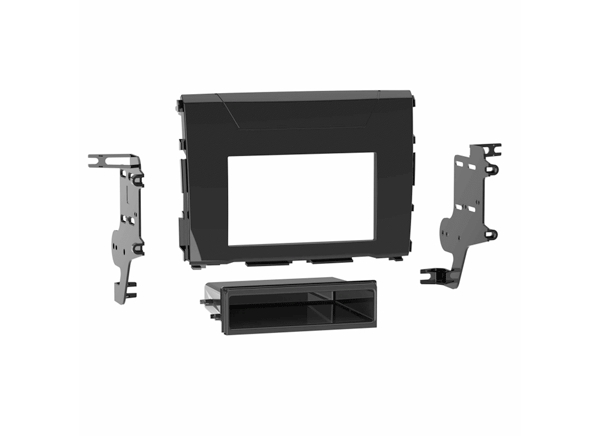 Metra Electronics® Ships New Dash Kits and a Speaker Adapter for Nissan Titan and Land Rover