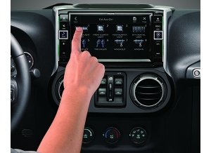 Alpine Electronics Begins Shipping 9-inch Restyle Dash System For Jeep Wranglers