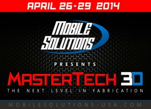 Mobile Solutions Announces Master Tech 3D Fabrication Training