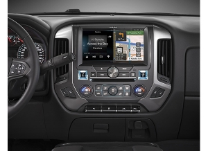 Alpine Begins Shipping Largest Aftermarket Head Unit