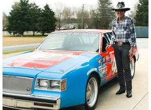 Alpine Electronics and Petty's Garage Partner on a Replica of a Historic Buick™ Regal