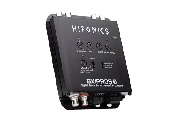 HIFONICS BXiPRO3.0 Creates Top-Quality Playback