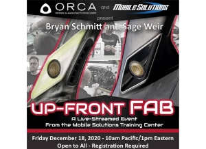 "Mobile Solutions Presents ""Up Front Fab"" Training"