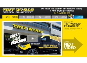 New Tint World® E-Commerce Site Connects Online Shoppers with Brick and Mortar Stores