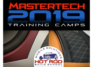 Mobile Solutions to Conduct West Coast Hot Rod Interiors Training at JT's Automotive Entertainment