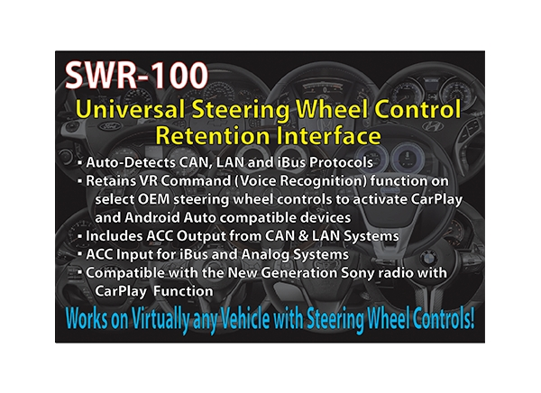 Crux Interfacing Launches New Universal SWC Retention Interface