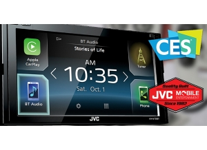 JVC Mobile To Introduce Android Auto Receiver At CES