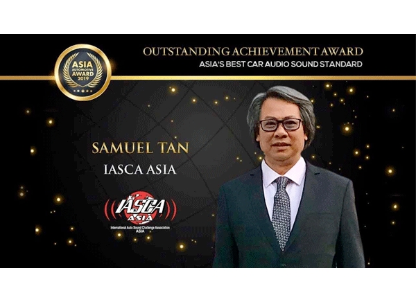 IASCA ASIA Receives Award