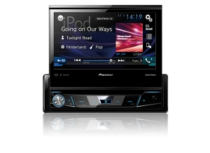 Pioneer Unveils 2016 Line of In-Dash DVD Receivers