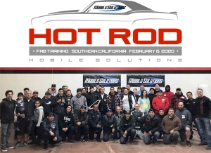 Mobile Solutions Hosts Second So. Cal. Hot Rod Fab Class