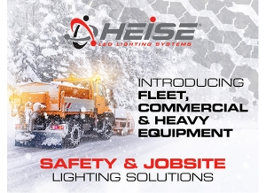 Heise LED Lighting Systems® Introduces Its First Municipality Series