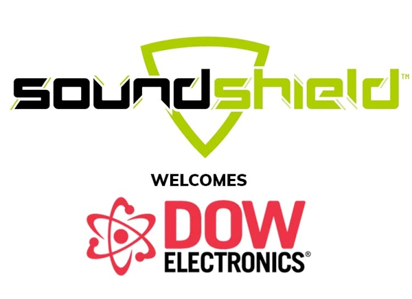 SOUNDSHIELD® Welcomes DOW Electronics to Distribution Channel
