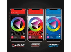 Metra Electronics® Introduces New RGB/RGBW Lights, Controllers and Mobile App at CES