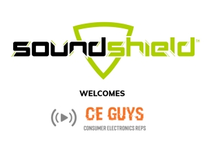 SOUNDSHIELD® Welcomes CE Guys Rep Firm
