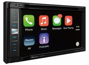 Pioneer Launches CarPlay Audio System in India