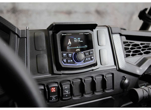 SSV Works Announces RZR Kits with JVC Radios Now Shipping