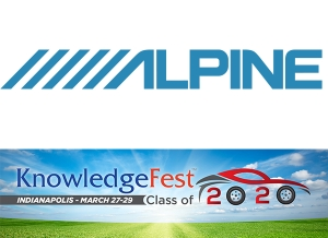 Alpine Electronics to Attend KnowledgeFest in Indianapolis