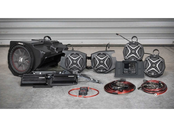 SSV Works Announces the Arrival of its X3 & RZR Pro XP Kits Featuring JVC Radios