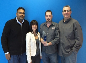 Gem-Sen Named KICKER Distributor-of-the-Year