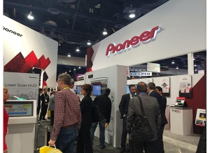 Pioneer Car Electronics Distributor Honors Announced