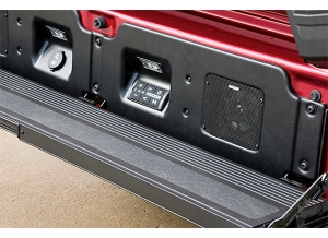 GMC® MultiPro™ Tailgate with KICKER® Audio Now Exclusive for All-New 2019 Sierra™
