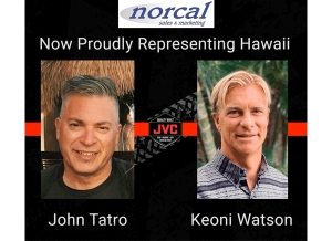 Norcal Sales & Marketing Now Proudly Representing JVC Mobile in Hawaii