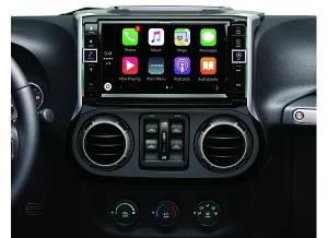 Alpine Electronics Now Shipping 9-Inch Apple CarPlay System for Jeep Wrangler