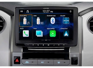 Alpine Electronics is Now Shipping Its New Alpine Halo9 System, iLX-F259