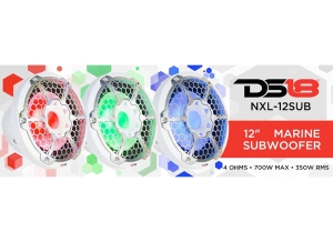 Now Introducing 12-Inch Marine Subwoofer From DS18