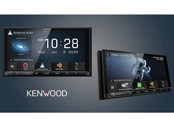 KENWOOD Boasts Flagship Multimedia Technologies and Performance