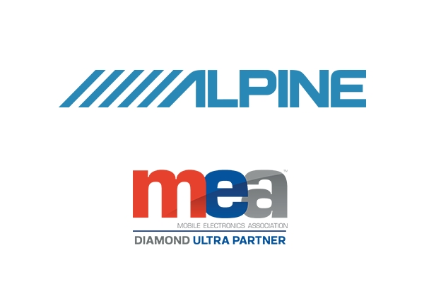 Alpine Electronics is now a Diamond ULTRA Partner with the MEA