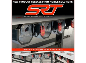 Mobile Solutions Introduces Smart Router Table System