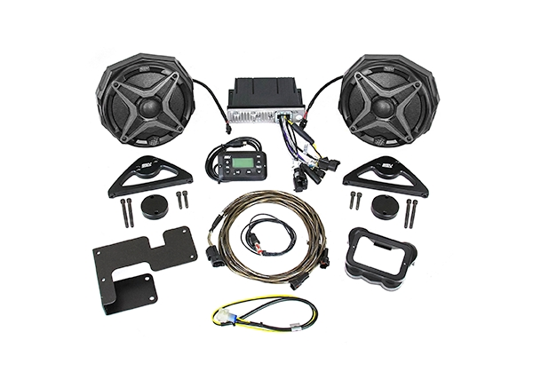 SSV Works Introduces the Brand New Can-Am Spyder F3 Audio System