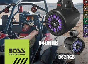 BOSS Audio Systems Announces New Additions to Powersports Line