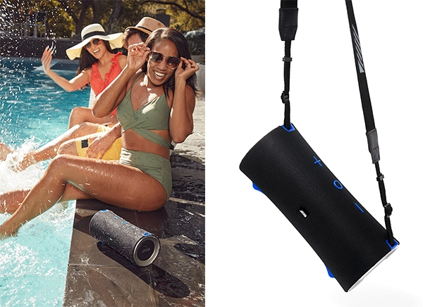 Alpine Electronics Now Shipping the Turn1™ Waterproof Bluetooth® Speaker