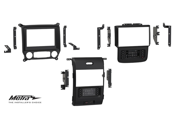 Metra Electronics® is Now Shipping New TurboTouch® and Turbo Dash Kits Designed for 8-Inch Pioneer® Radios