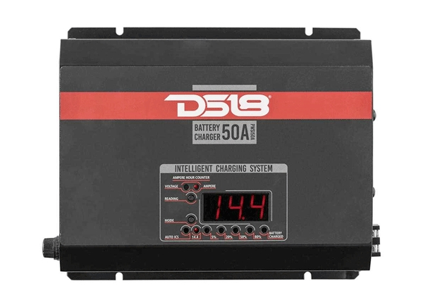 New from DS18: PWSI50A 50A Automatic Battery Charger