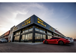 Tint World® Enters UAE Market With New Location in Dubai