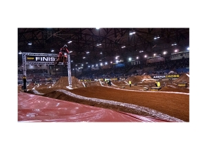 FOX Sports 2 to Televise KICKER® Arenacross Series